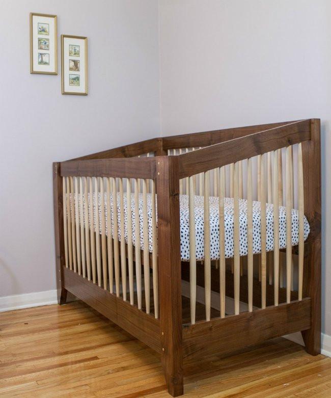 Best ideas about DIY Baby Crib . Save or Pin DIY Crib 5 Dreamy Designs Bob Vila Now.