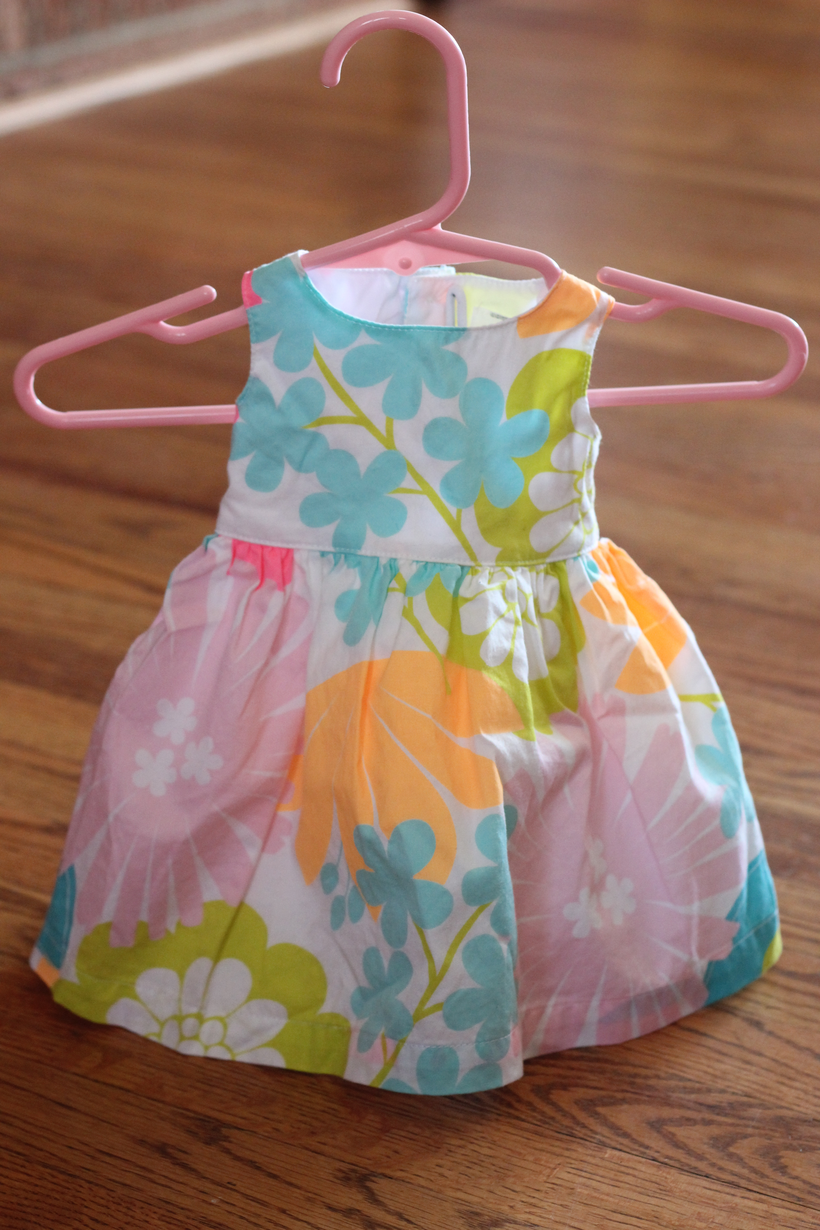 Best ideas about DIY Baby Dresses . Save or Pin DIY Baby Dress Centerpiece Now.