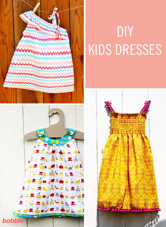 Best ideas about DIY Baby Dresses . Save or Pin Make for Baby 25 Free Dress Tutorials for Babies & Toddlers Now.