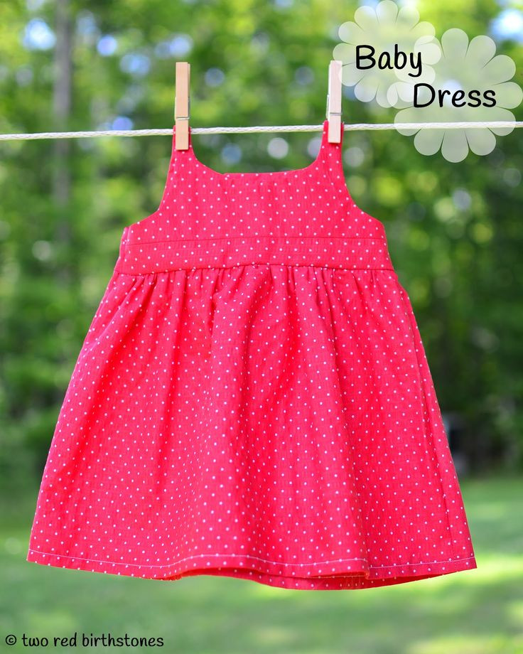 Best ideas about DIY Baby Dresses . Save or Pin 17 Best ideas about Baby Dress Tutorials on Pinterest Now.
