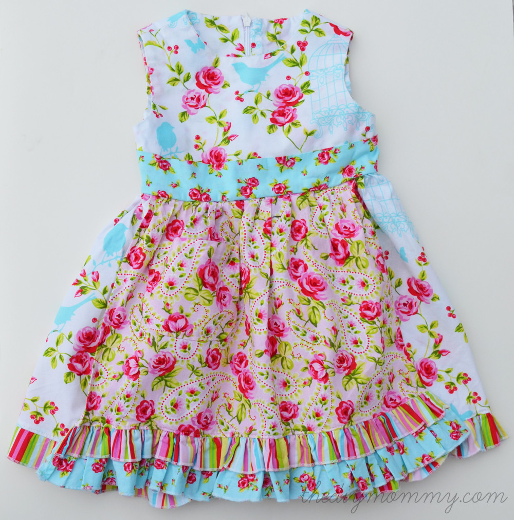 Best ideas about DIY Baby Dresses . Save or Pin Sew Vintage Inspired Easter Dresses for Baby and Big Now.