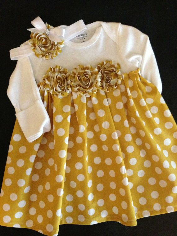 Best ideas about DIY Baby Dresses . Save or Pin Best 25 esie dress ideas on Pinterest Now.
