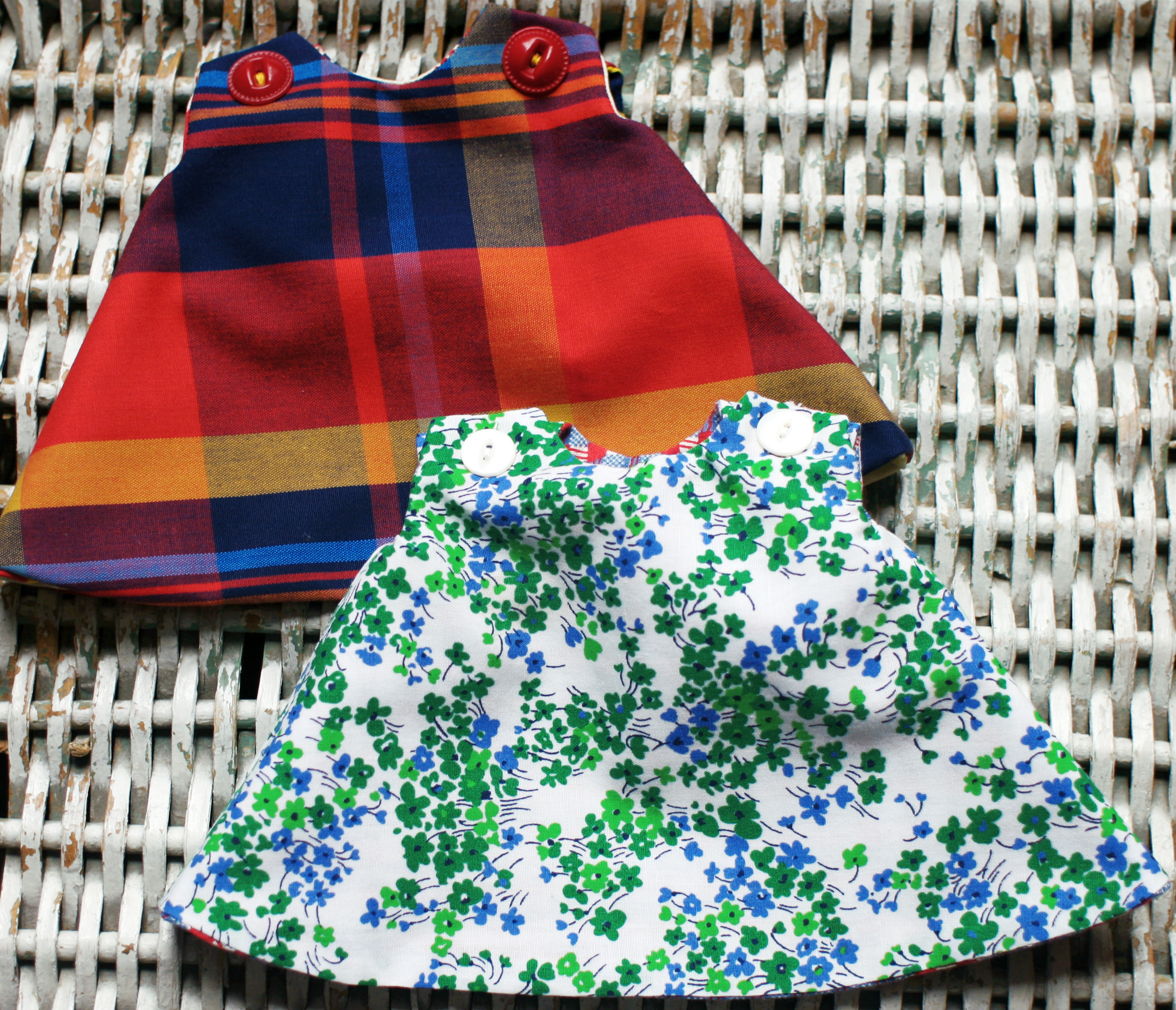 Best ideas about DIY Baby Dresses . Save or Pin DIY doll clothes Now.