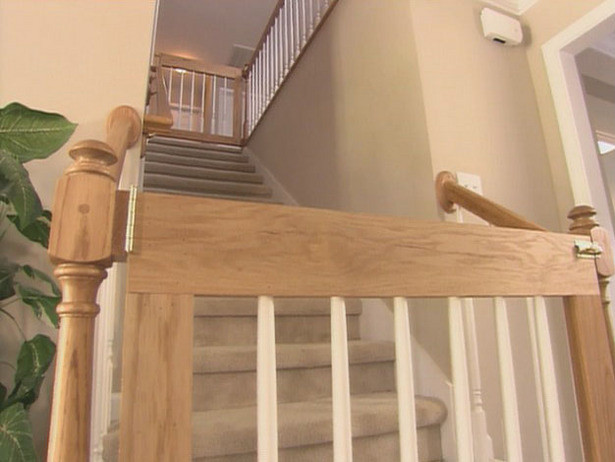 Best ideas about DIY Baby Gate For Stairs . Save or Pin 301 Moved Permanently Now.