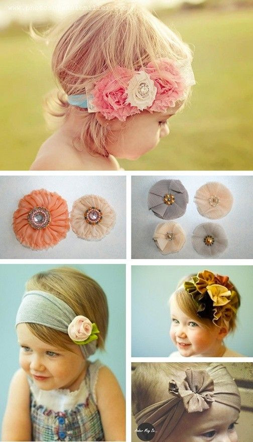 Best ideas about DIY Baby Girl Headbands . Save or Pin 25 best ideas about Diy baby headbands on Pinterest Now.
