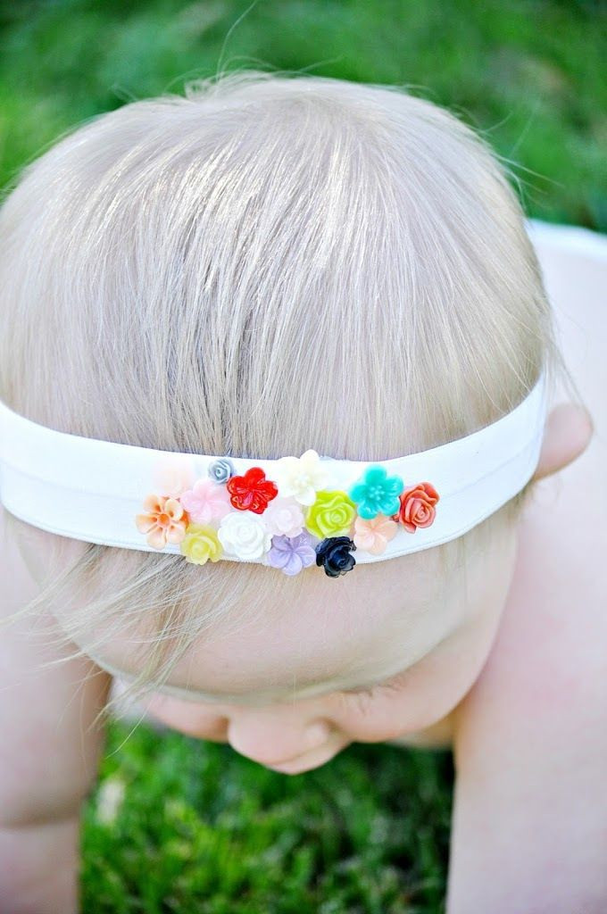 Best ideas about DIY Baby Girl Headbands . Save or Pin 25 unique Baby headband holders ideas on Pinterest Now.
