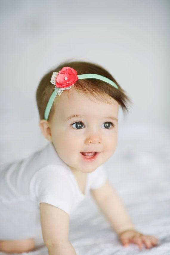 Best ideas about DIY Baby Girl Headbands . Save or Pin 81 best Diy baby headbands images on Pinterest Now.