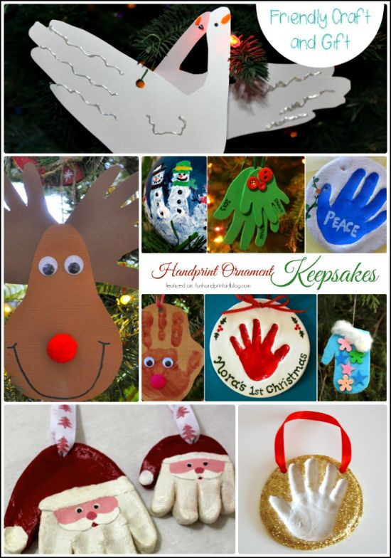 Best ideas about DIY Baby Handprint . Save or Pin 25 best ideas about Mistletoe Footprint on Pinterest Now.