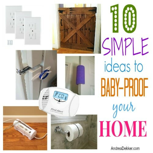 Best ideas about DIY Baby Proofing . Save or Pin 10 Simple Ideas To Baby Proof Your Home Andrea Dekker Now.