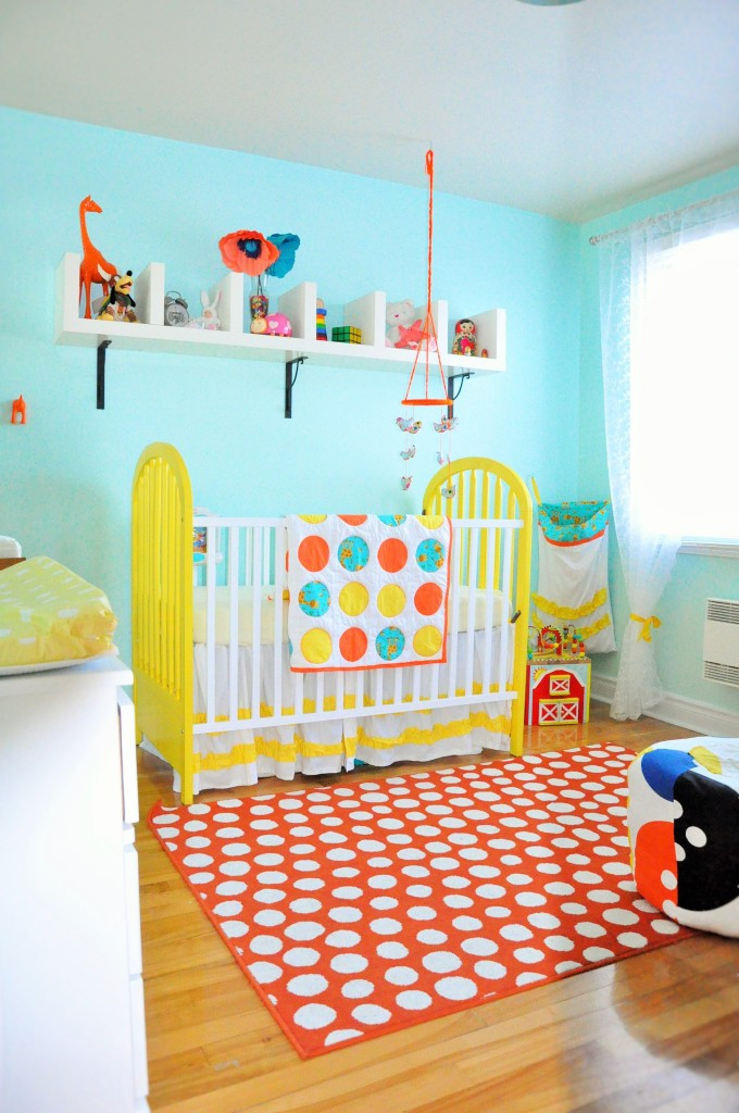 Best ideas about DIY Baby Rooms . Save or Pin Ellie s DIY Nursery Project Nursery Now.