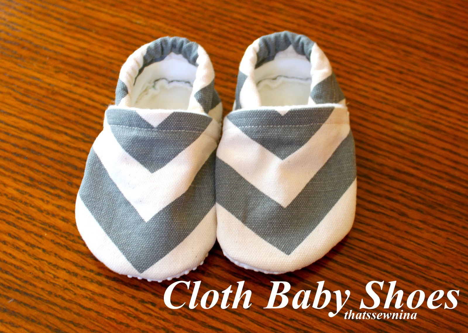 Best ideas about DIY Baby Shoes . Save or Pin thatssewnina My favorite DIY baby t part 3 Cloth Now.