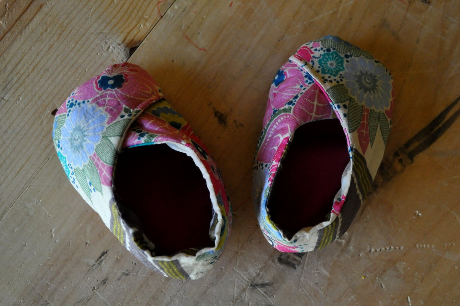 Best ideas about DIY Baby Shoes . Save or Pin My Northern Roots DIY Baby Shoes Now.