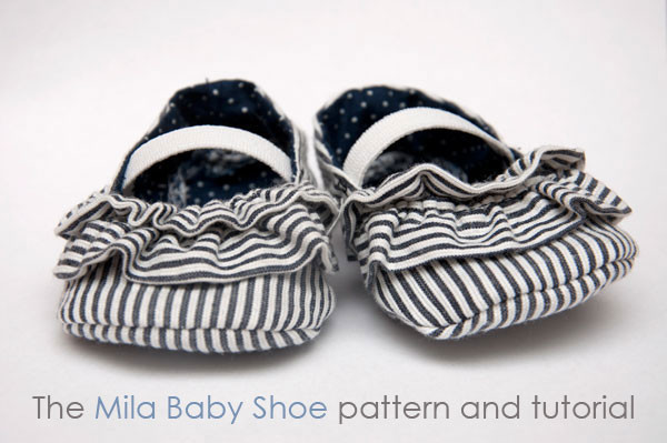 Best ideas about DIY Baby Shoes . Save or Pin I Heart Pears 20 DIY Baby Shower Gifts Now.