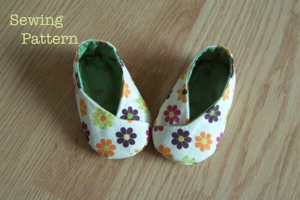 Best ideas about DIY Baby Shoes . Save or Pin DIY Baby Kawaii Kimono Shoes PDF Pattern Make Them Yourself Now.