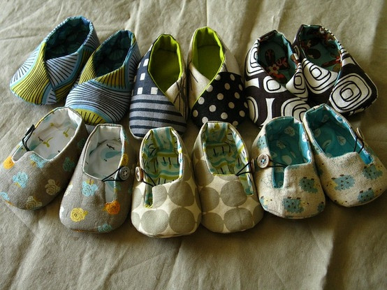 Best ideas about DIY Baby Shoes . Save or Pin DIY Baby shoes Now.