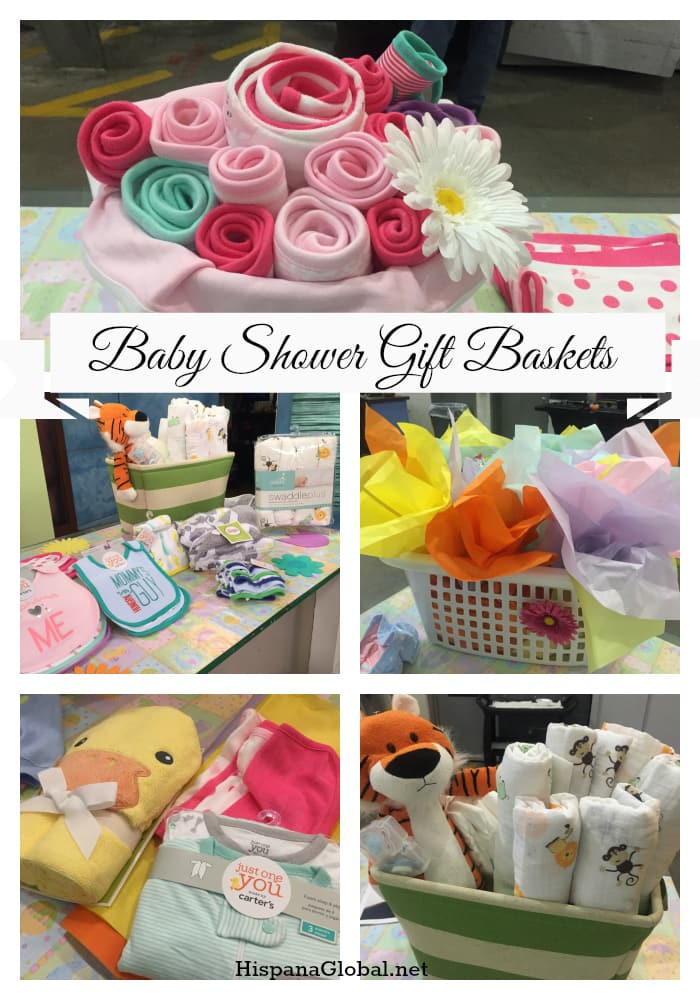Best ideas about DIY Baby Shower Gift Basket Ideas . Save or Pin 3 DIY Baby Shower Gift Basket Ideas Hispana Global Now.