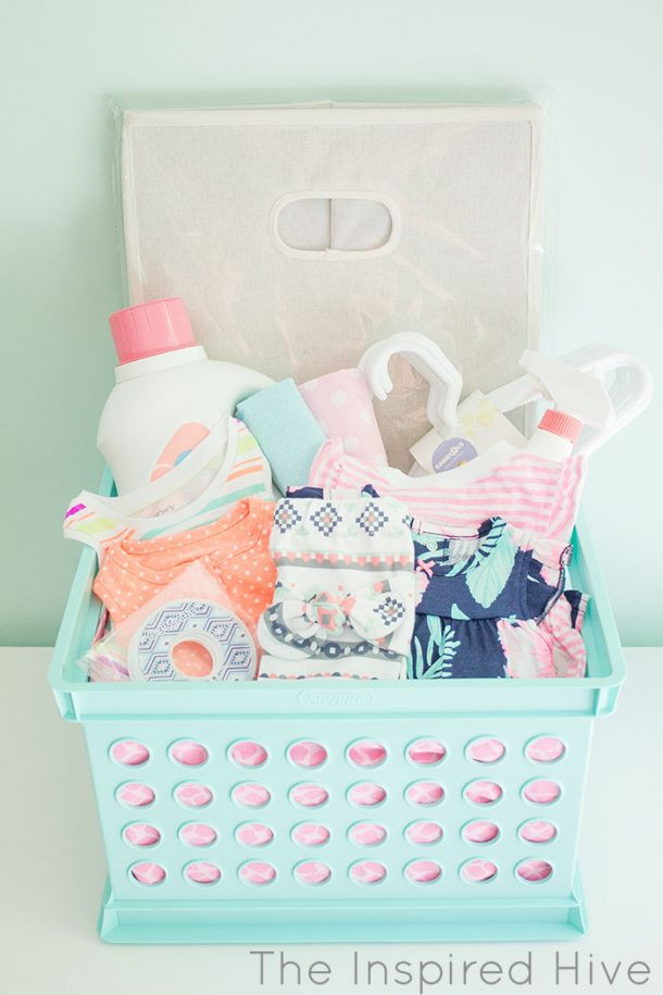 Best ideas about Diy Baby Shower Gift Basket Ideas . Save or Pin Do it Yourself Gift Basket Ideas for Any and All Occasions Now.