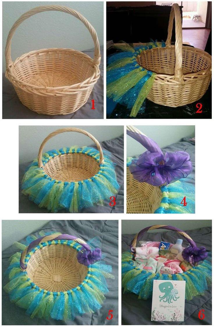 Best ideas about DIY Baby Shower Gift Basket Ideas . Save or Pin 8f5d358e93d e4948c219e7e932 750×1 145 pixels Now.