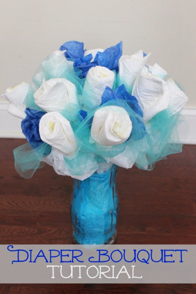 Best ideas about Diy Baby Shower Gift Ideas . Save or Pin 42 Fabulous DIY Baby Shower Gifts Now.