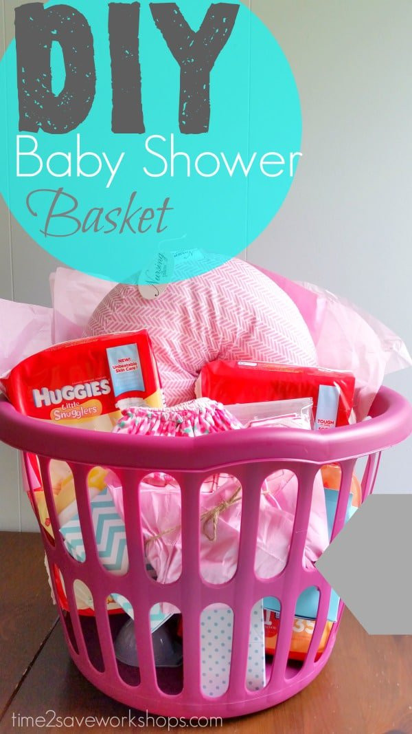 Best ideas about Diy Baby Shower Gift Ideas . Save or Pin 13 Themed Gift Basket Ideas for Women Men & Families Now.