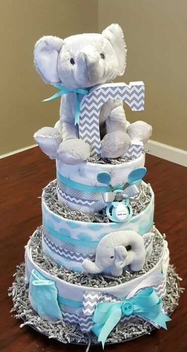 Best ideas about DIY Baby Shower Gifts For Boy . Save or Pin Diy Baby Boy Shower Ideas baby Now.