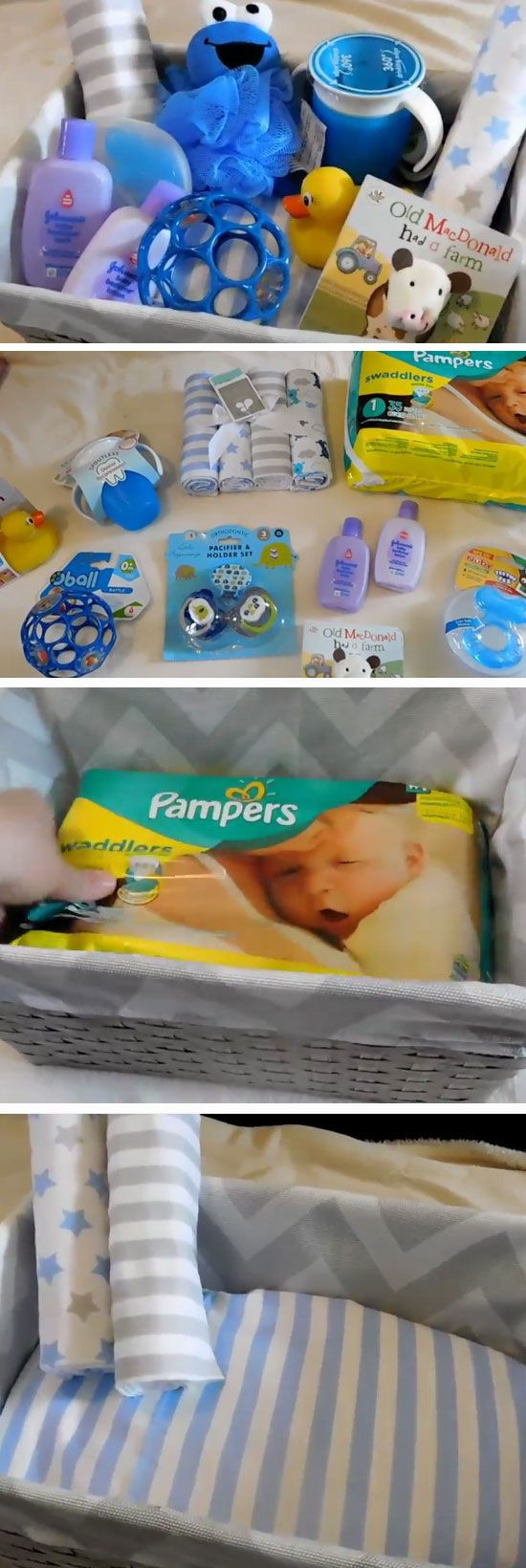 Best ideas about DIY Baby Shower Gifts For Boy . Save or Pin Best 25 Baby t baskets ideas on Pinterest Now.