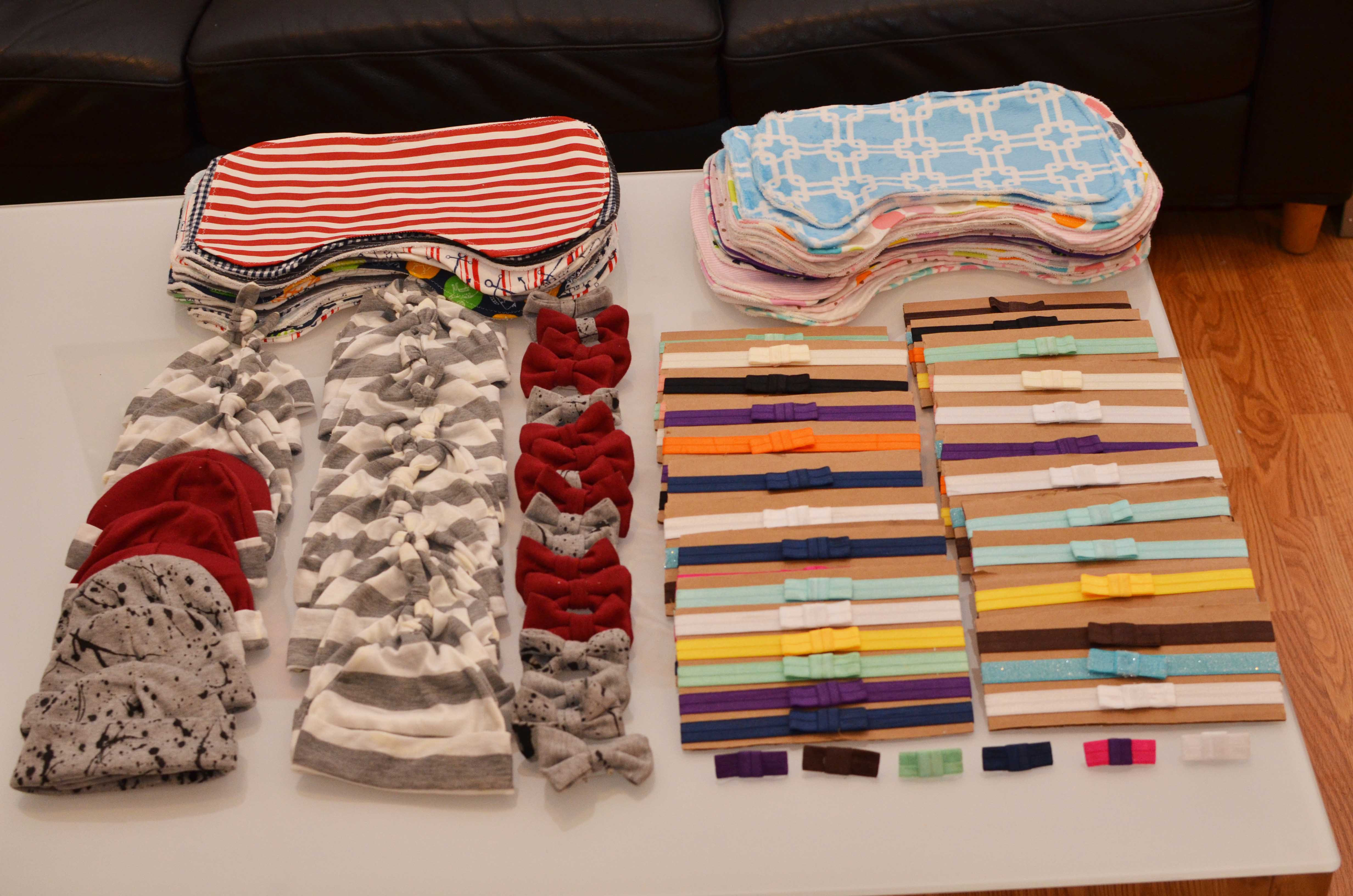Best ideas about DIY Baby Shower Gifts For Boy . Save or Pin DIY Baby Shower Gift Tutorials – warfieldfamily Now.
