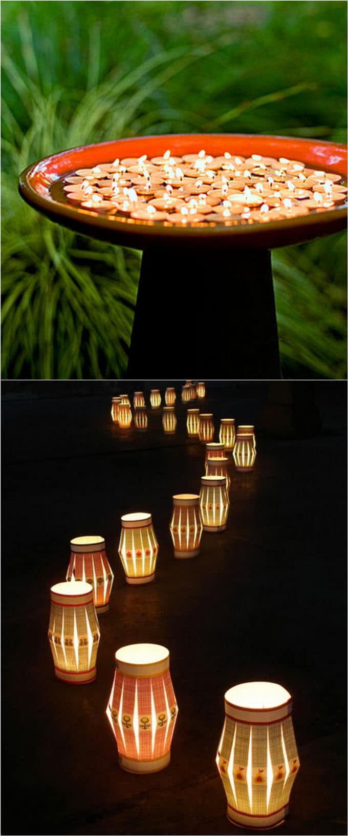 Best ideas about DIY Backyard Lighting . Save or Pin 28 Stunning DIY Outdoor Lighting Ideas & So Easy A Now.