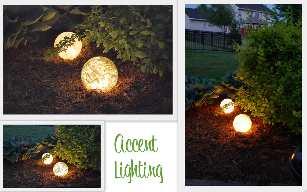 Best ideas about DIY Backyard Lighting . Save or Pin 17 Outdoor Lighting Ideas for the Garden Scattered Now.