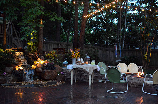 Best ideas about DIY Backyard Lighting . Save or Pin DIY Landscape Lighting The Home Depot Now.