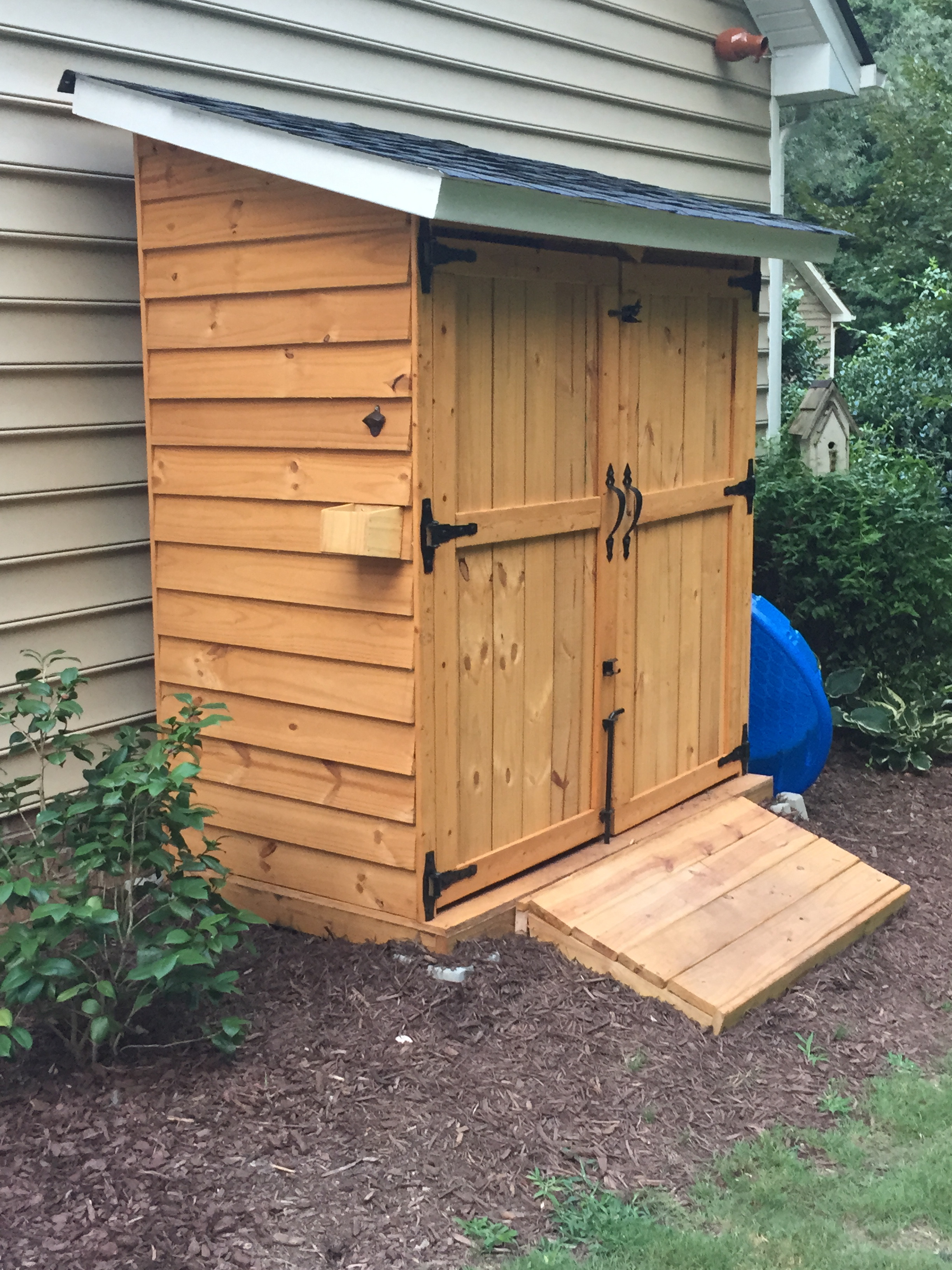 Best ideas about DIY Backyard Sheds . Save or Pin Ana White Now.