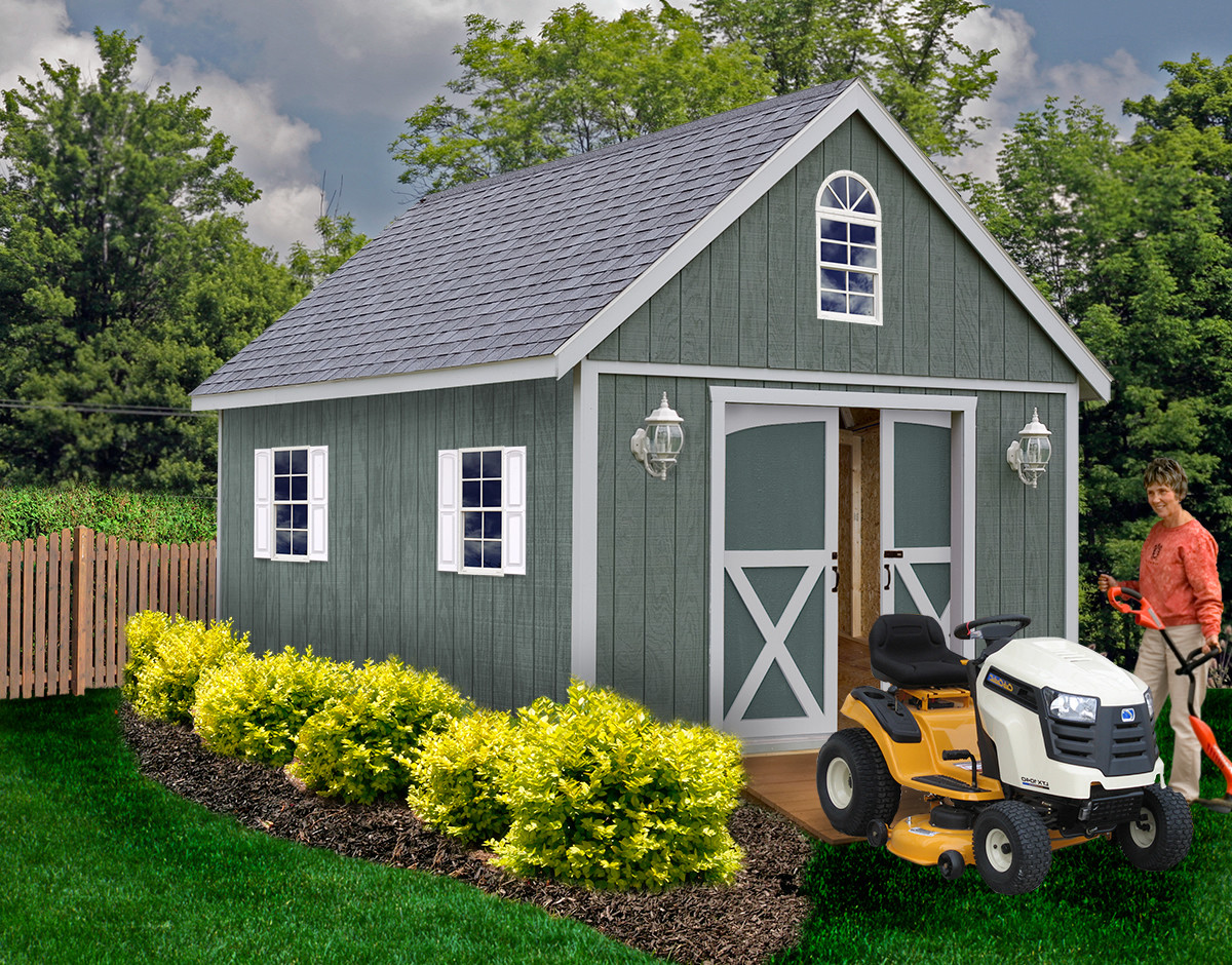 Best ideas about DIY Backyard Sheds . Save or Pin Belmont 1200x940 Now.