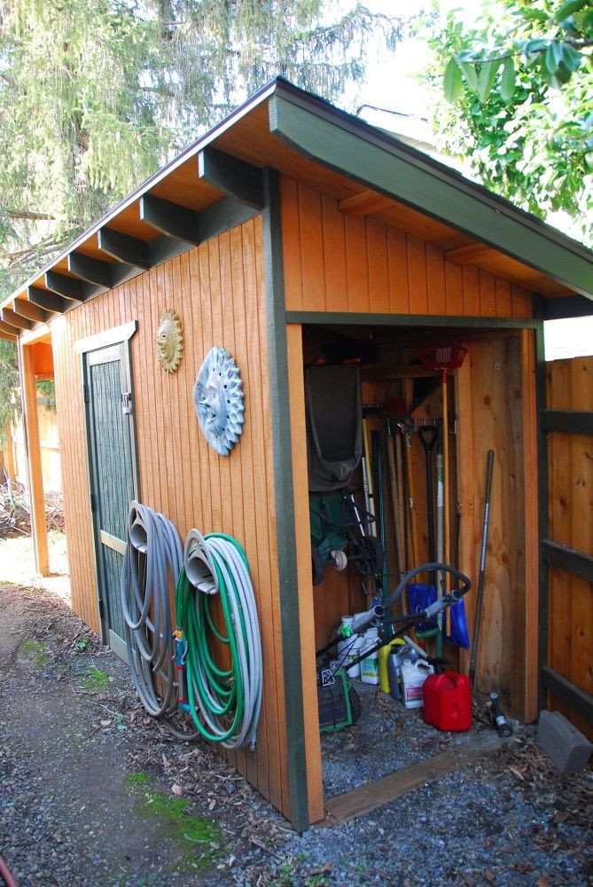 Best ideas about DIY Backyard Sheds . Save or Pin How to Make a Shed With Critter proof Foundation in 2019 Now.