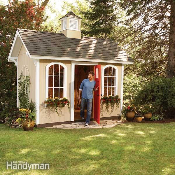 Best ideas about DIY Backyard Sheds . Save or Pin How to Build a Cheap Storage Shed Now.