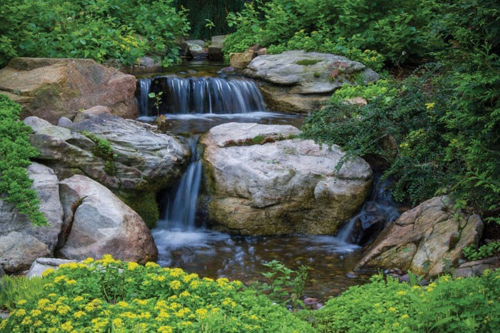 Best ideas about DIY Backyard Waterfall . Save or Pin Pondless Waterfall Waterfalls Now.