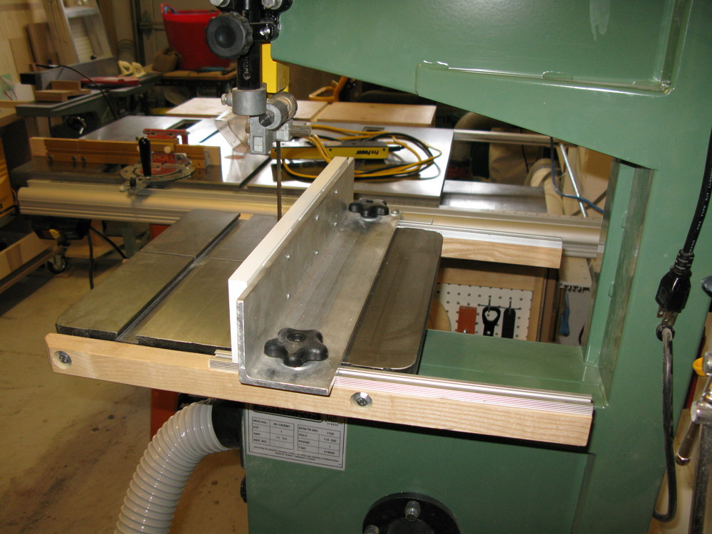 Best ideas about DIY Bandsaw Fence . Save or Pin Shop made Bandsaw Fence Now.