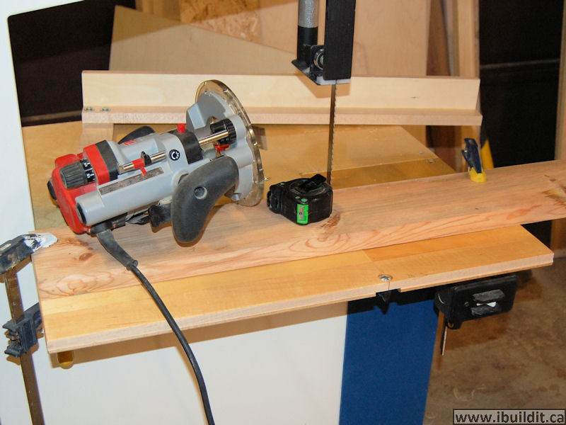 Best ideas about DIY Bandsaw Fence . Save or Pin Band Saw Fence IBUILDIT CA Now.