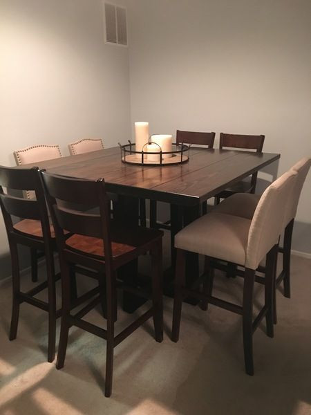 Best ideas about DIY Bar Height Table . Save or Pin 25 best ideas about Bar height table on Pinterest Now.
