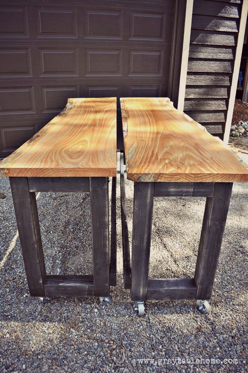 Best ideas about DIY Bar Height Table . Save or Pin Ana White Now.