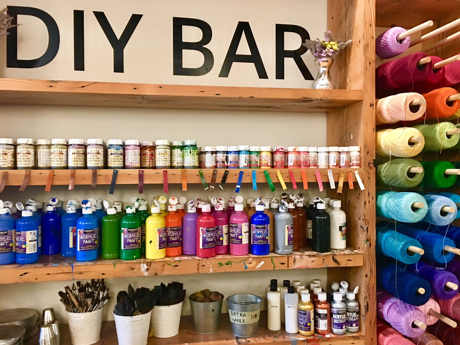 Best ideas about DIY Bar Portland . Save or Pin Drink & Craft at the DIY Bar in Portland Oregon Life In Now.