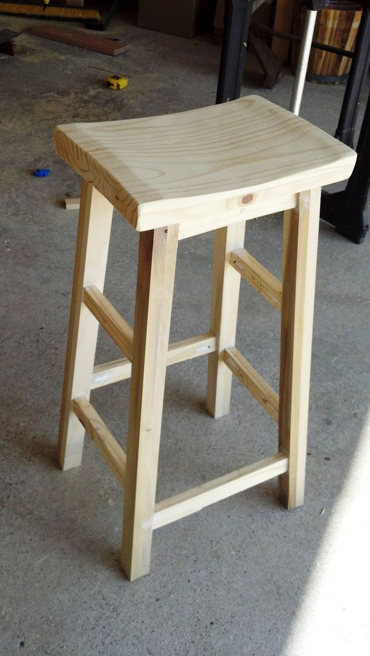 Best ideas about DIY Bar Stools . Save or Pin Saddle Bar Stool Woodworking Plans WoodWorking Projects Now.