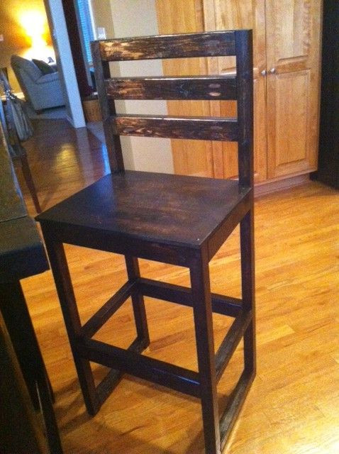 Best ideas about DIY Bar Stools . Save or Pin Building Bar Stool Plans WoodWorking Projects & Plans Now.
