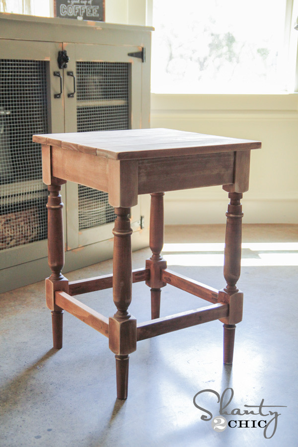 Best ideas about DIY Bar Stools . Save or Pin DIY Bar Stools Shanty 2 Chic Now.