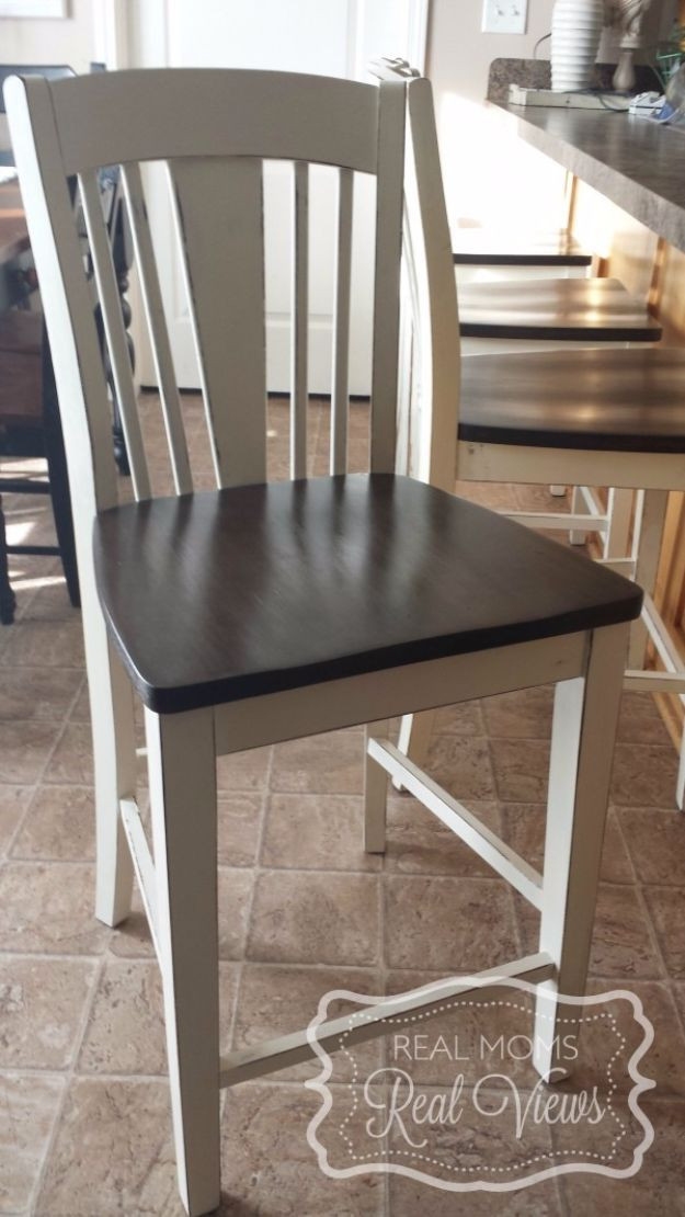 Best ideas about DIY Bar Stools . Save or Pin 31 DIY Barstools You Need To Make For Your Home Now.