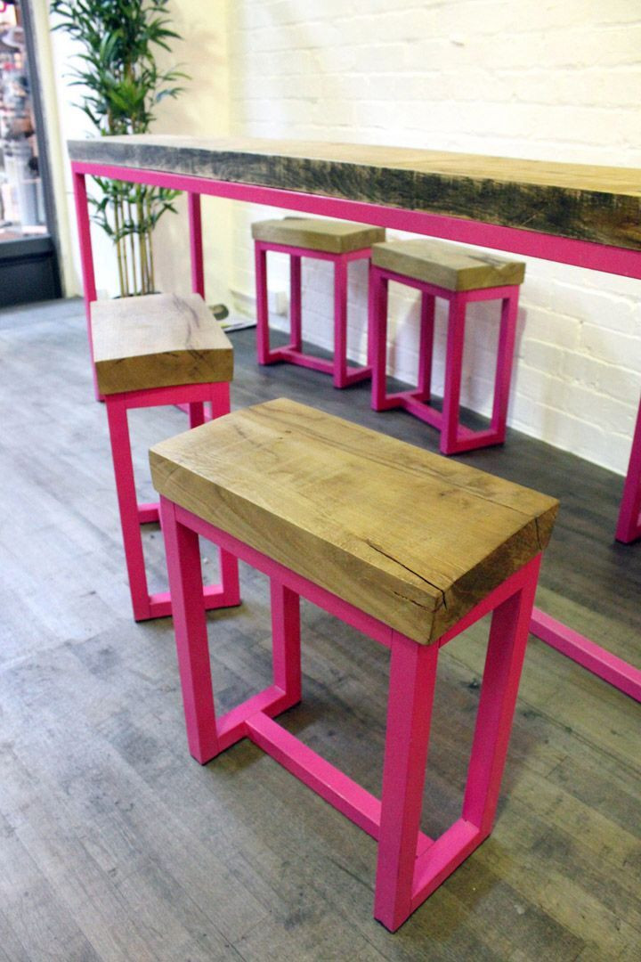 Best ideas about DIY Bar Stools . Save or Pin Outdoor Wood Bar Stools WoodWorking Projects & Plans Now.