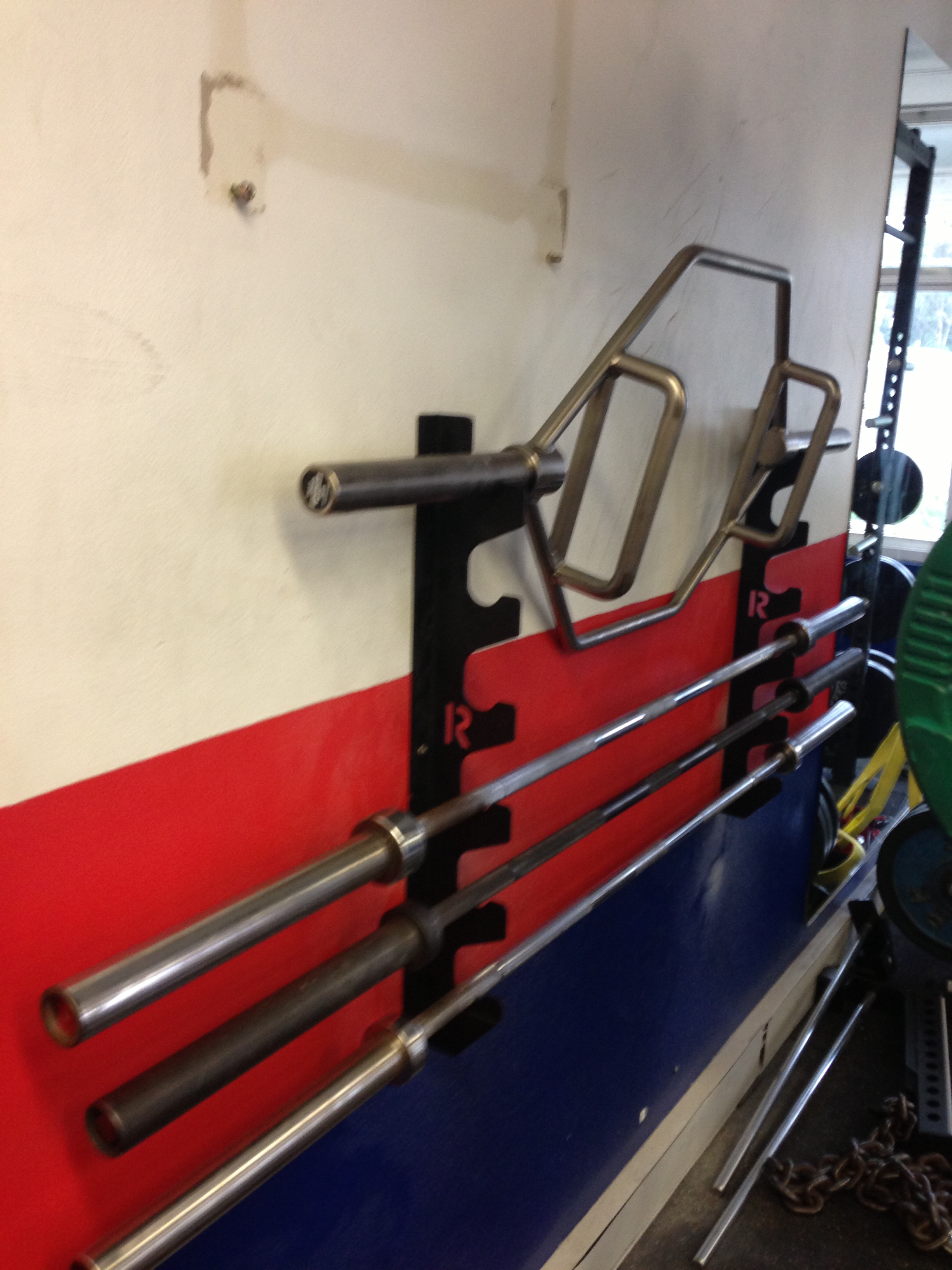 Best ideas about DIY Barbell Rack . Save or Pin DIY Weightlifting Platform Now.