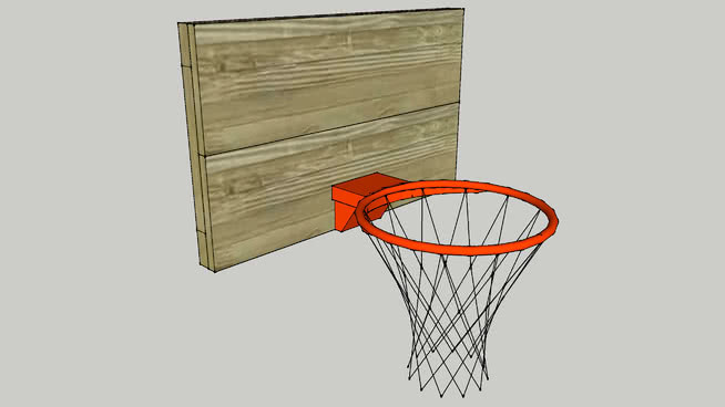 Best ideas about DIY Basketball Hoop . Save or Pin DIY Basketball Backboard Now.