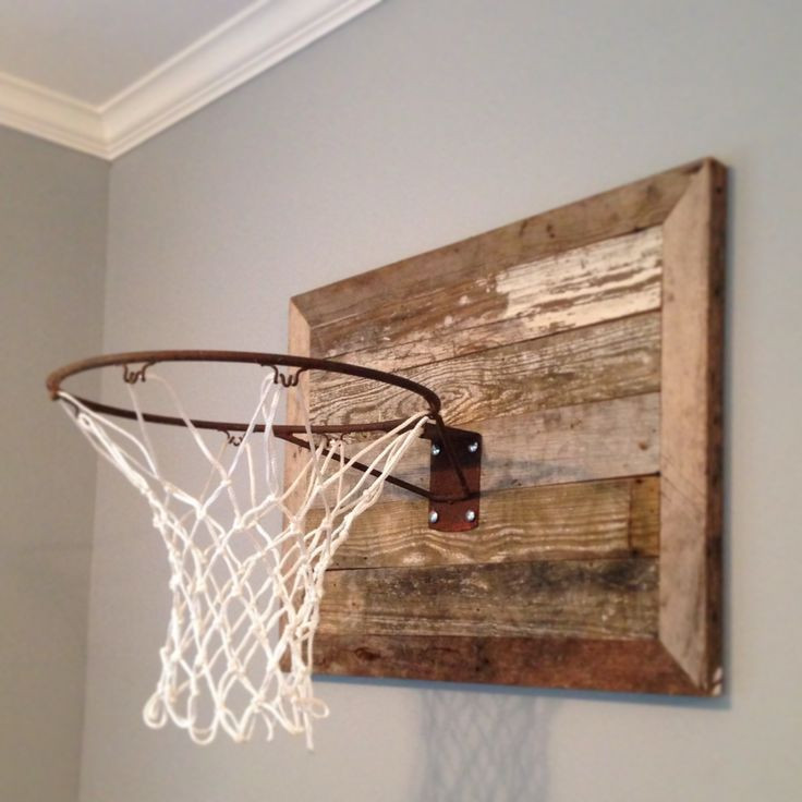 Best ideas about DIY Basketball Hoop . Save or Pin Basketball hoop DIY space & stuff Now.