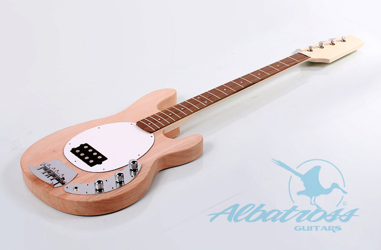 Best ideas about DIY Bass Guitar Kits . Save or Pin DIY Electric Bass Guitar Kit Bolt Mahogany Body and Neck Now.