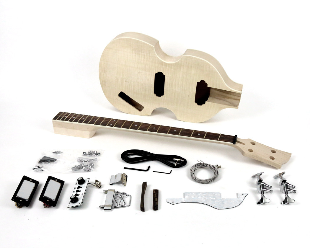 Best ideas about DIY Bass Guitar Kits . Save or Pin Pit Bull Guitars HB 4 Electric Bass Guitar Kit Pit Bull Now.